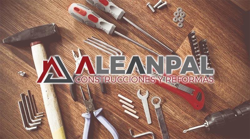 Todo tipo de mantenimientos en ALEANPAL