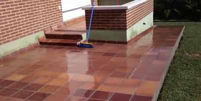 Tejados, terrazas y fachadas en Palencia y Valladolid